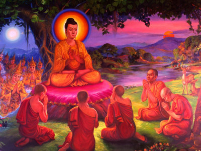 the origins and history of buddhism The history of buddhism is also had a lot of movements and split among them they split into many groups the major groups are the theravada.