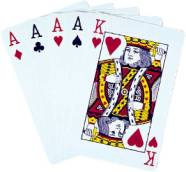 How many cards can you discard in 5 card poker