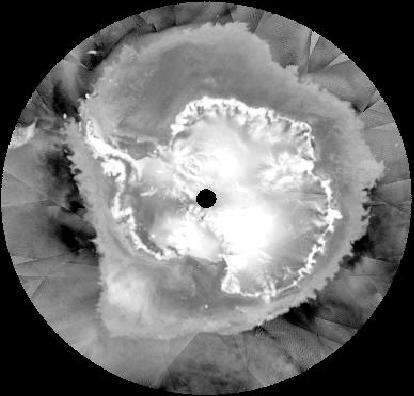 Textos sobre Radar QSCAT_southpolar