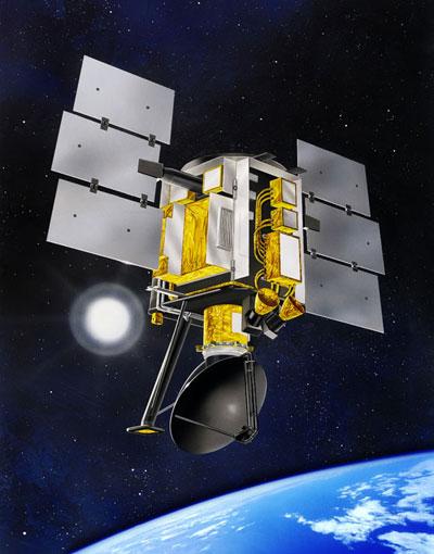 Textos sobre Radar QuikSCAT_satellite2