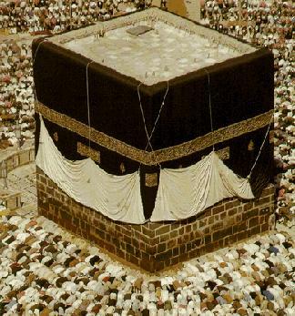 Die Kaba der Moslems