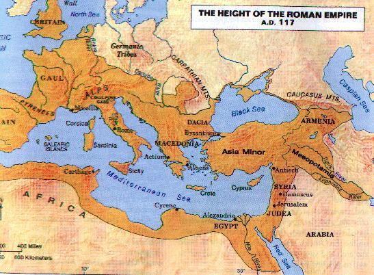 ancient rome development pax romana - photo#4